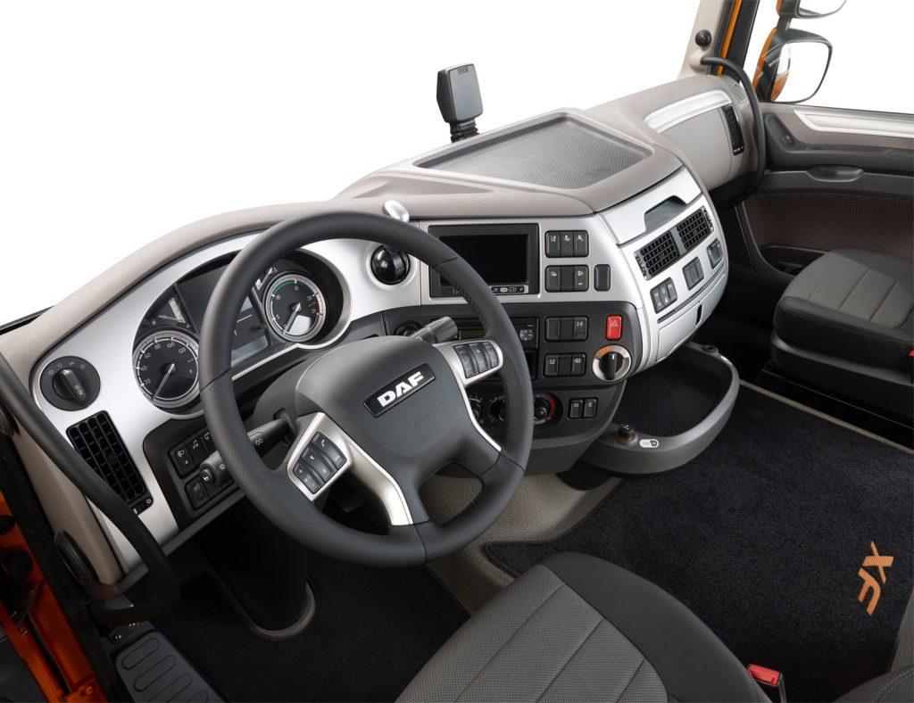 Interior - Nordic Truckcenter