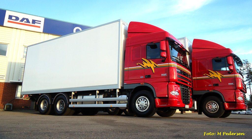 Johan Gunnarsson Nordic Truckcenter